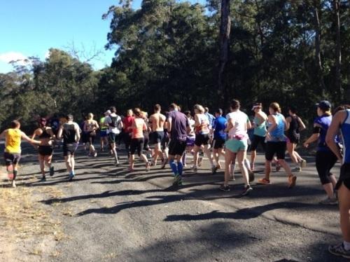 Runners - Capital to Coast 2013